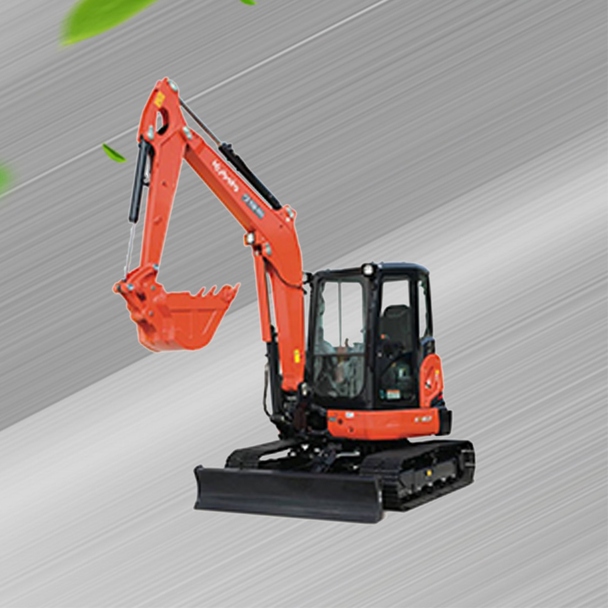 久保田KX163-5挖掘机
