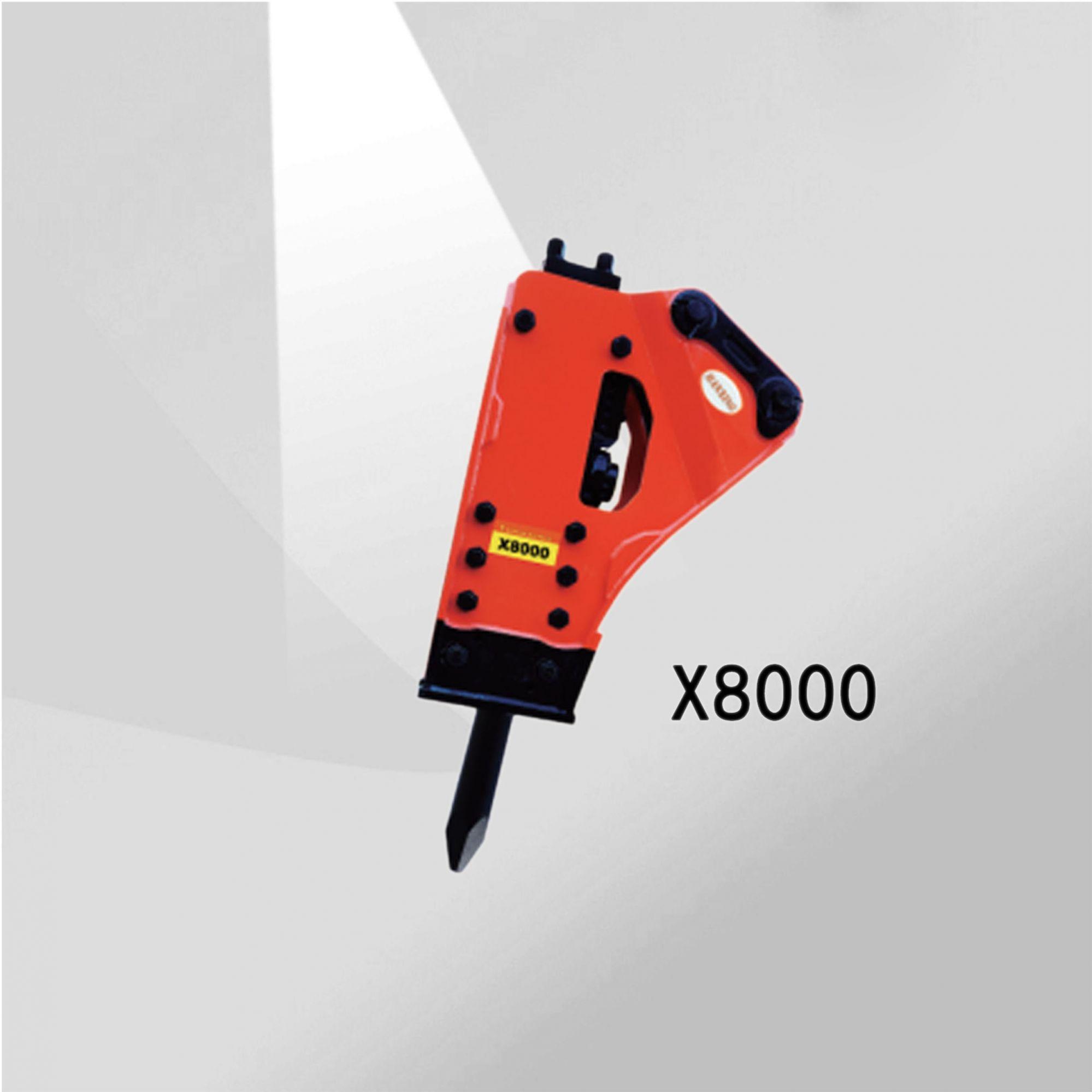 韩星破碎锤丨侧装式×8000