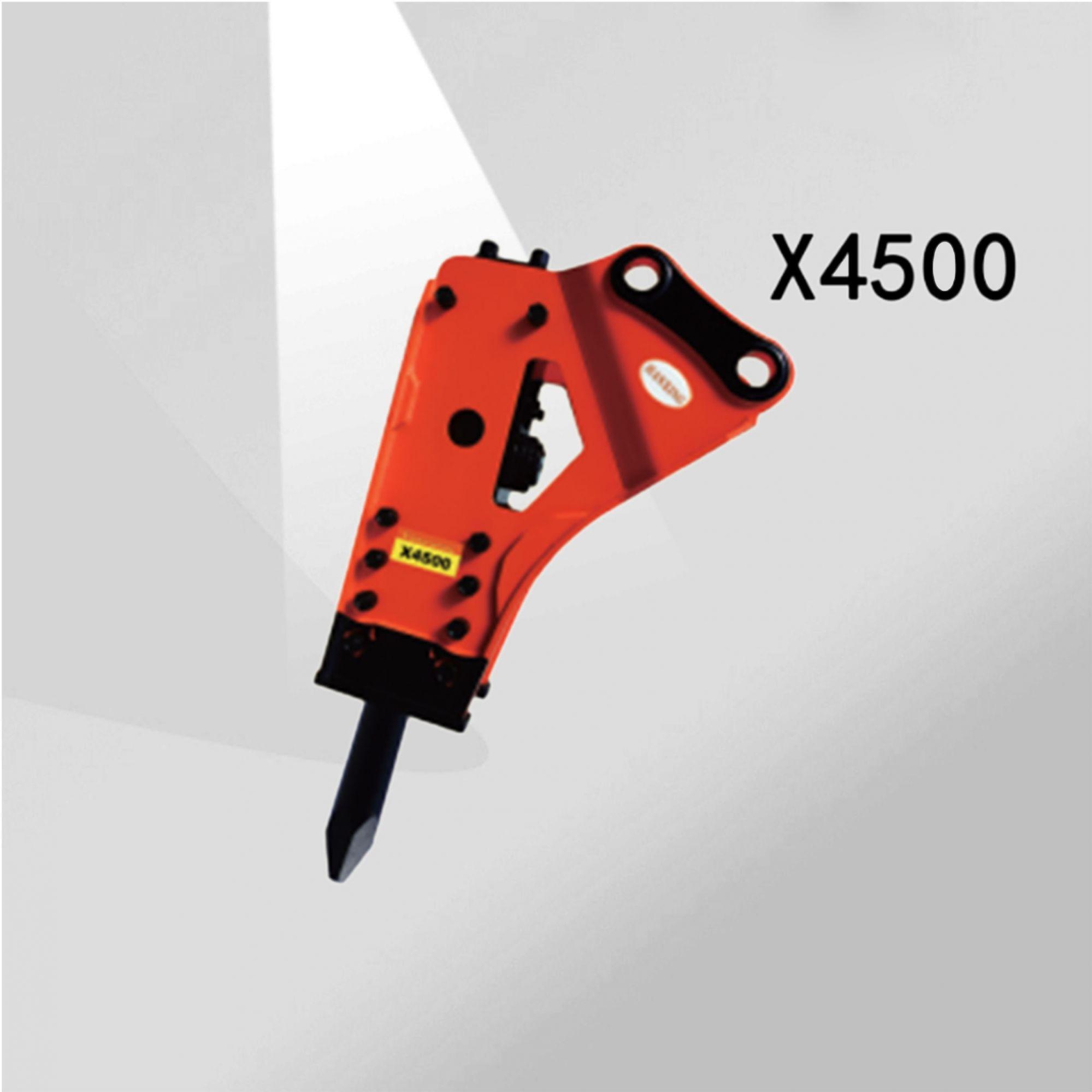 韩星破碎锤丨侧装式×4500