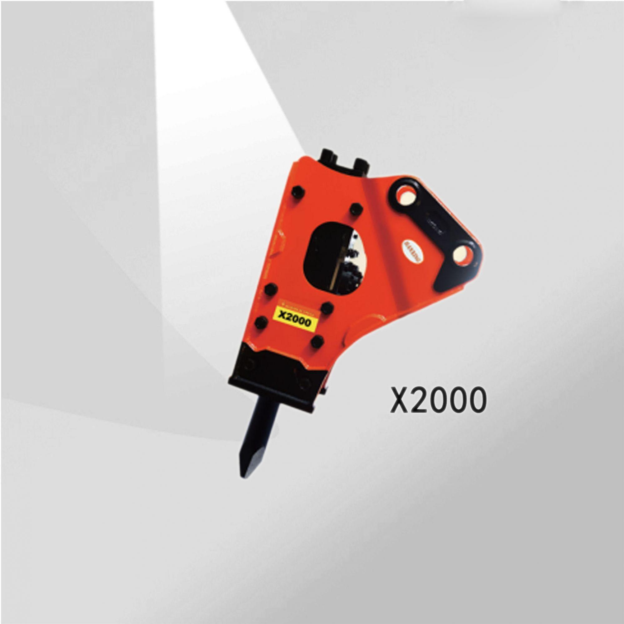 韩星破碎锤丨侧装式×2000
