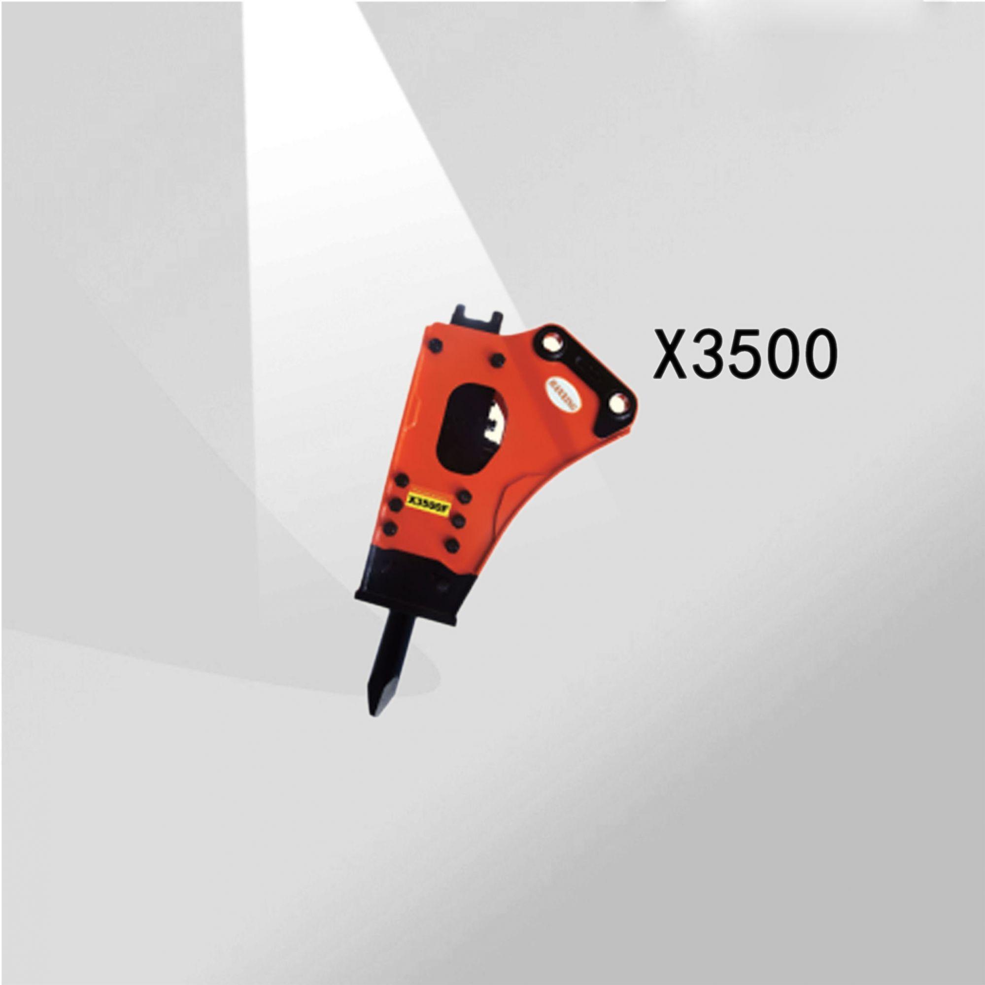 韩星破碎锤丨侧装式×3500