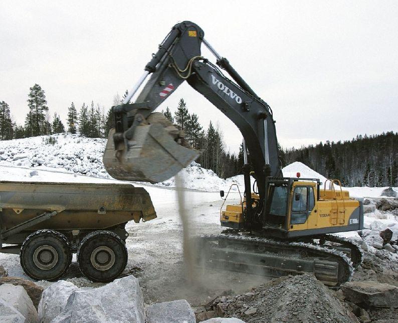 立冬了,您的挖掘机该如何度过寒冬?