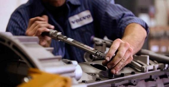 沃尔沃发动机维修 70华诞 真情回馈